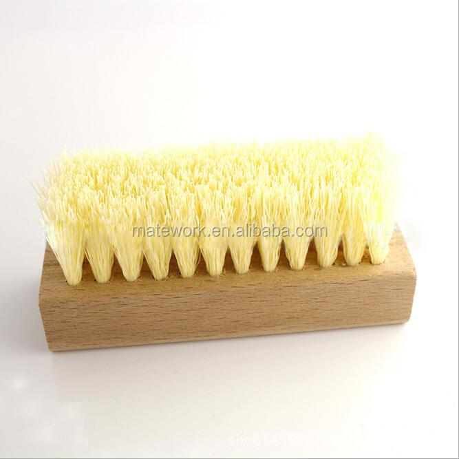shoe brush wth pp bristles
