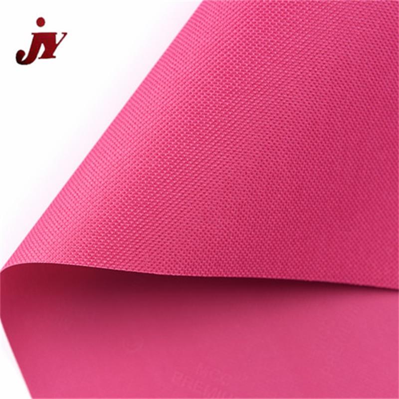 Фабричный запас много ткани Оксфорд холст ткань серебро пвх покрытием полиэстер 800D стрейч для дорожная сумка