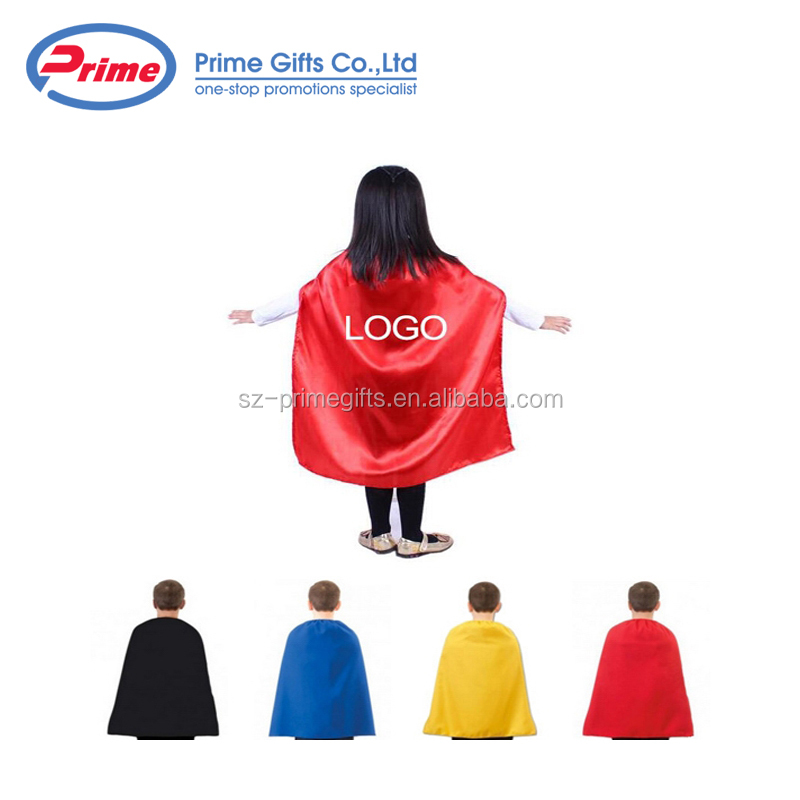 2018 Free Sample New Arrival Wholesale Superhero Women Capes and Mask