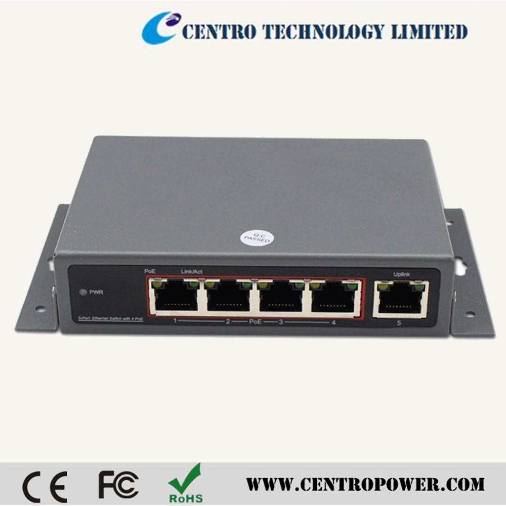 Best Selling Ieee802 3af At And 1 Uplink Port Ethernet