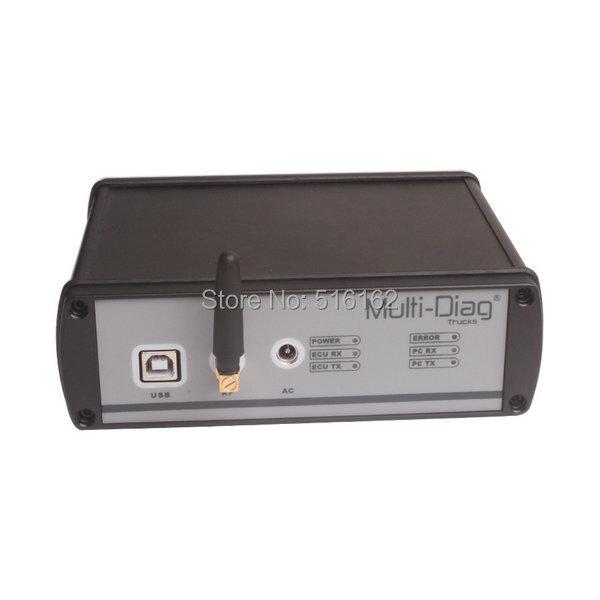 Был Multi-Di @ г мульти диагональ Multidiag с Bluetooth Multi-Language сверхмощный был Multi-Diag грузовик диагностический инструмент