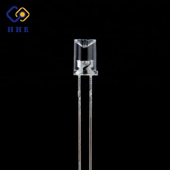 5mm led without flange round without flange concave with flange special use for string light