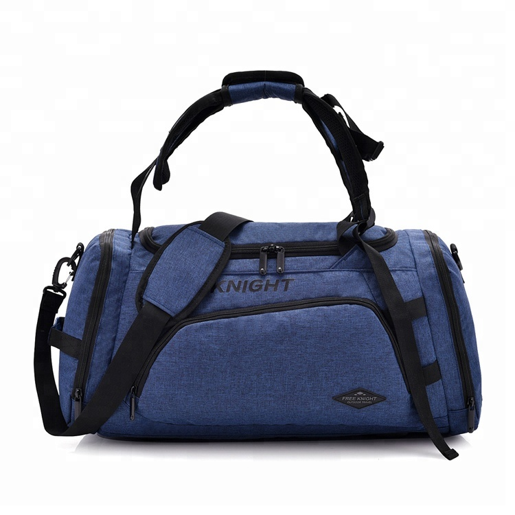 Waterproof Large Capacity Foldable Travel Bag With Handle
