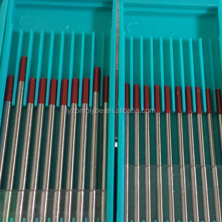 Горячая Распродажа WL10 WL15 WL 20 TIG сварочные электроды, лантановые вольфрамовые электроды по лучшей цене