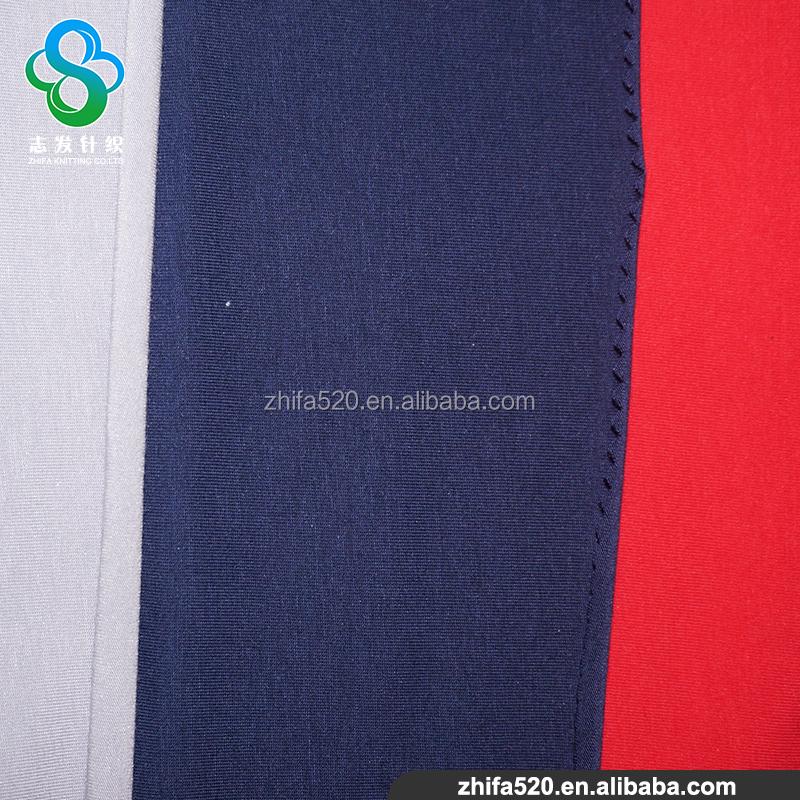 Factory Wholesale Cheap Modal Cotton Spandex Fabric 49% modal 46%cotton 5% spandex fabric with shirt