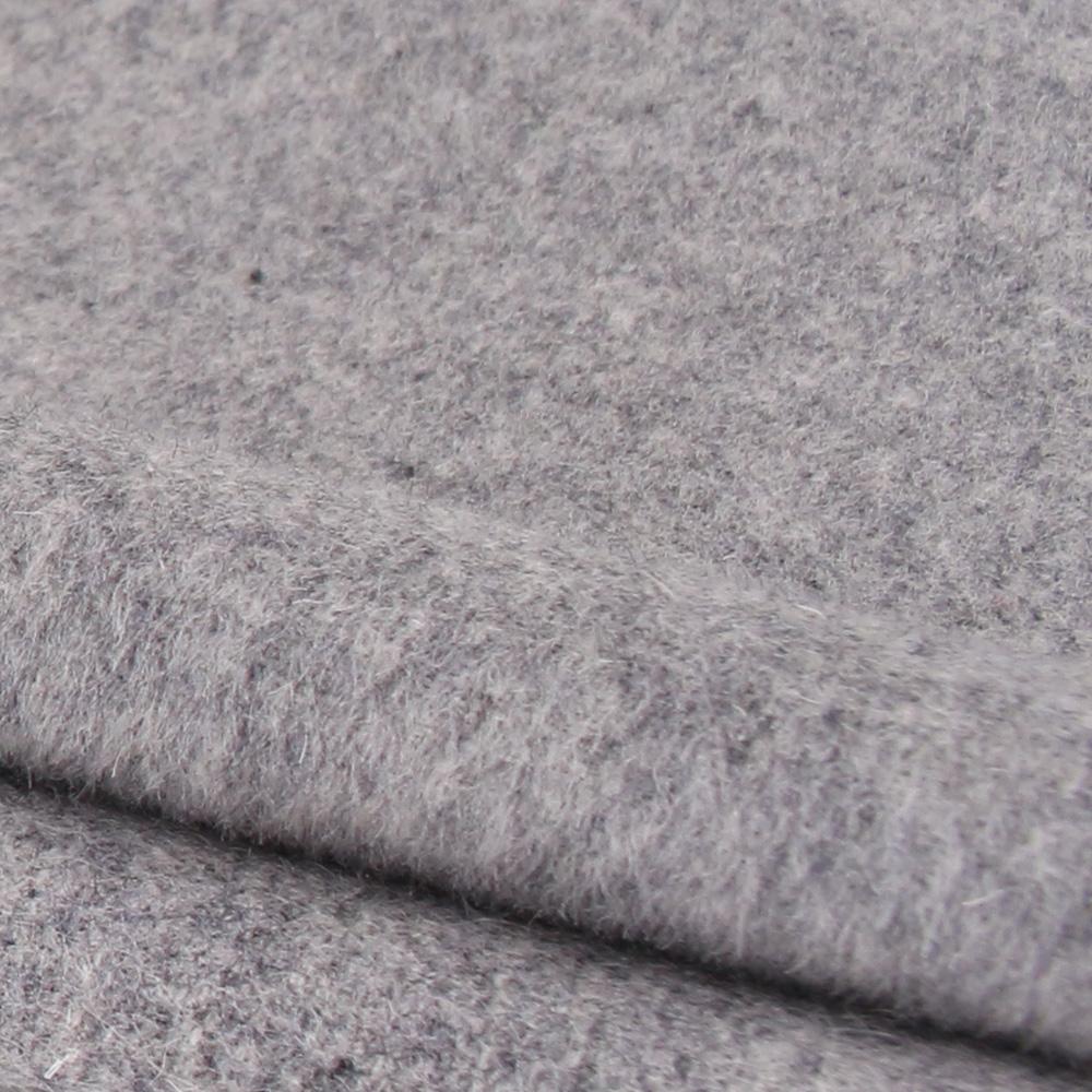 Высококачественная дышащая шерстяная кашемировая Смешанная трикотажная ткань китайского производства для одежды