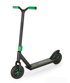 2019 New Design Cheap Price Fat Tire District Kick Dirt Scooter