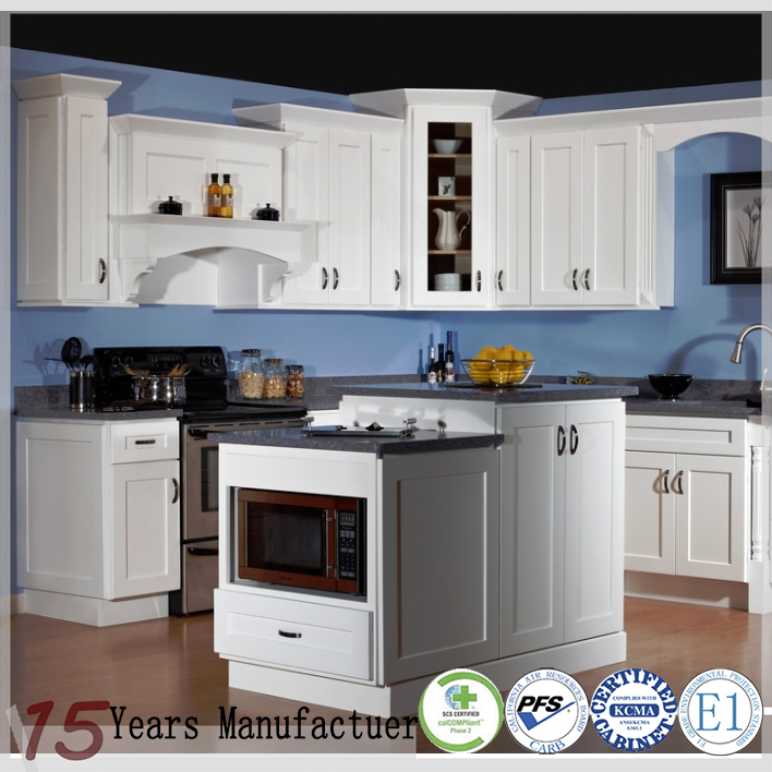 Used White Kitchen Cabinets: Prefab Home White Shaker Used Kitchen Cabinets Craigslist