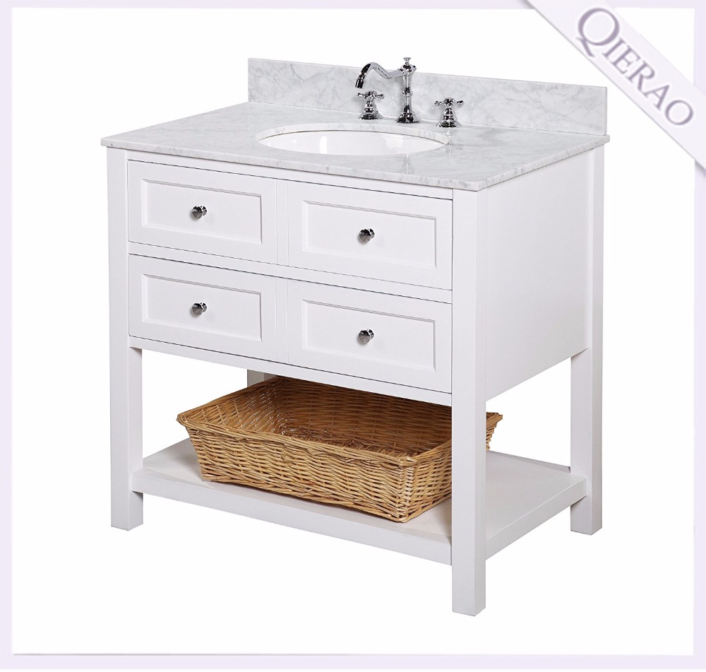 36 Inch Lowes White Modern Bathroom Vanity Combo With Ceramic Sink And Marble Countertop Buy Bathroom Vanity Lowes Bathroom Vanity Combo 36 Inch Bathroom Vanity Product On Alibaba Com
