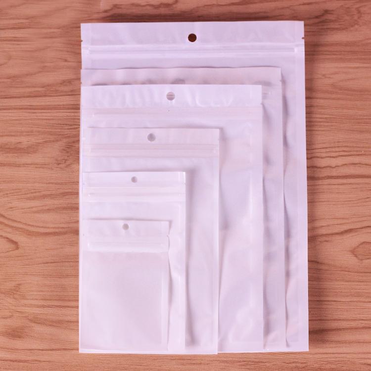 Custom Printed Matt Finished Mylar Aluminum Foil Bag, Clear Plastic Zip Lock Packaging Bags With Logo Printing