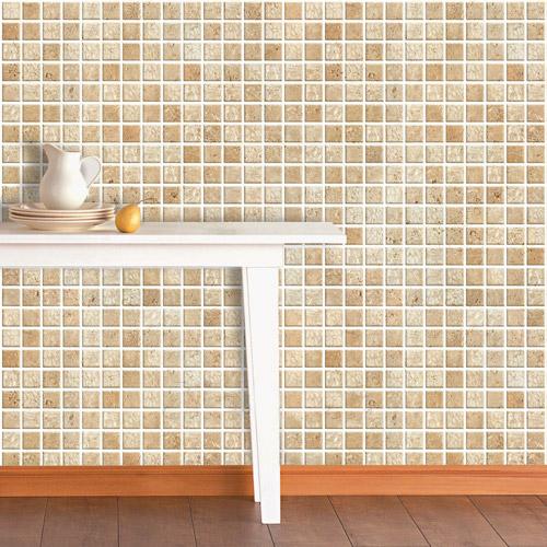 Waterproof Bathroom Walllpaper: Free Shipping Eco Friendly Pvc Oil Bathroom Tile