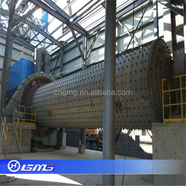 1000 tpd cement clinker grinding plant