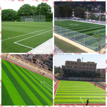 12000 DTEX synthetic grass turf / soccer field turf artificial turf cheap football grass