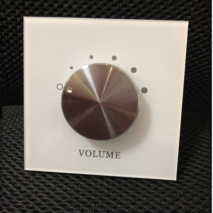 Настенный громкоговоритель CHNLAN 50 Вт, регулятор громкости 8 Ом