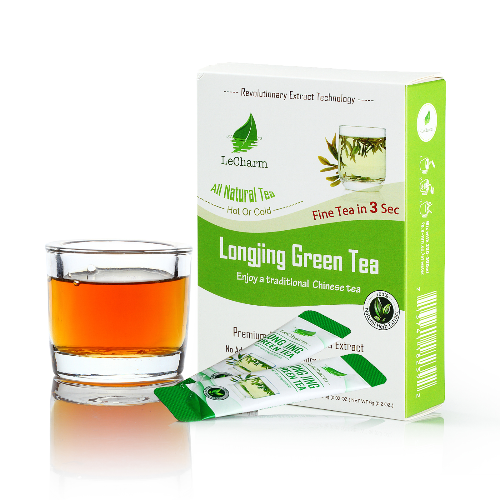 Whole sales High quality China famous green tea private label ok FSSC22000 certified factory - 4uTea | 4uTea.com