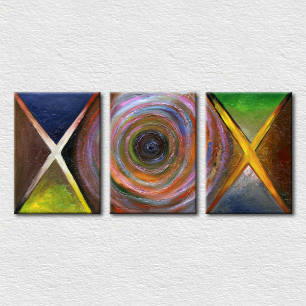 Wall Art Canvas Simple Abstract Paintings For Hotel Room Wall