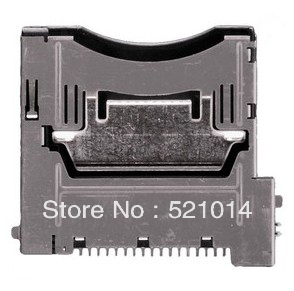 New Card Slot READER SOCKET For Nintendo DSI NDSI LL XL Game Replacement Reader for Part