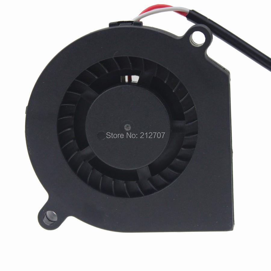 Das Beste 1 Stücke Bürstenlosen Dc Kühlung 7 Klinge Fan 6015 S 24 V 60x15mm Schwarz Heizung, Kühlung & Lüftung Heimwerker