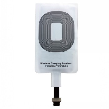 2020 High Quality Qi Wireless Charger Smart Charging Adapter and Receiver For iPhone