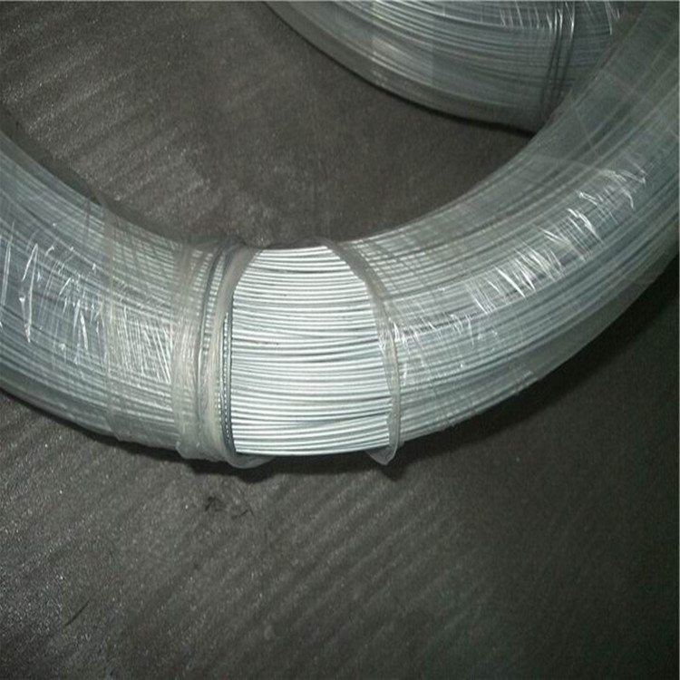 ISO завод в наличии оптом 20 калибра оцинкованная проволока для обвязки