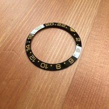 38 мм керамический ободок для RlX OYSTER PERPETUAL GMT-Master II 116718LN 116710LN автоматические часы запасные части инструменты(Китай)