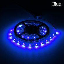 5 м/лот Светодиодная лента 2835 Белая теплая белая светодиодная лента 5 м 60 светодиодов/м 300Led SMD RGB лампы DC12V гибкий светильник лента Ledstrip(Китай)