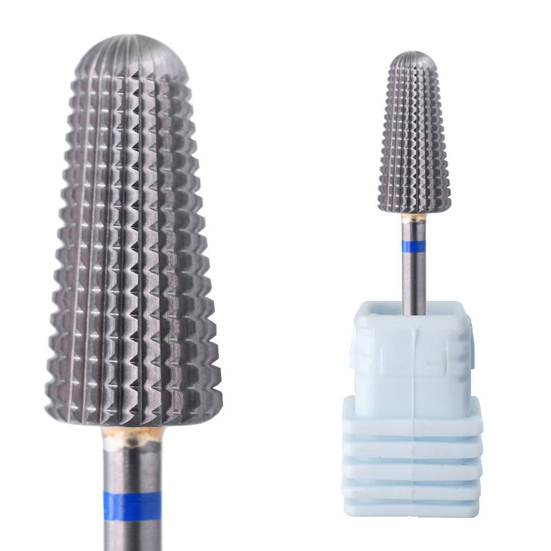 Профессиональные продукты volcano bit nails salon, твердосплавное сверло для ногтей