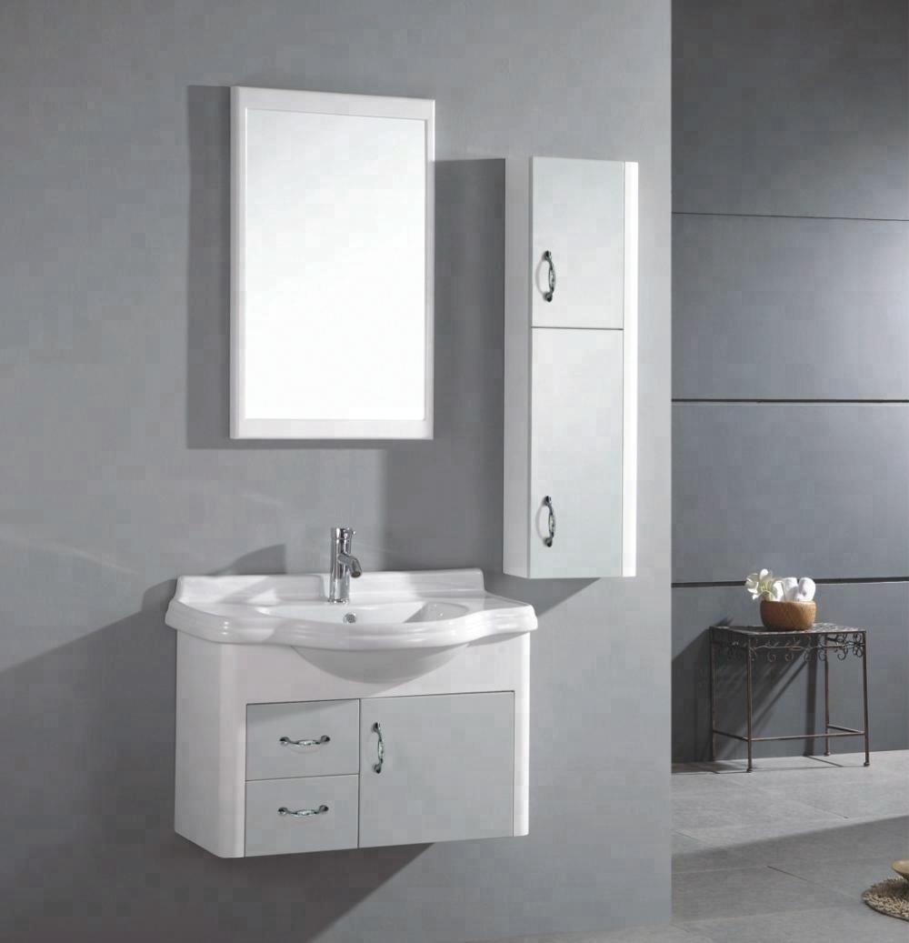 Wall Mounted Simple Bathroom Sink Base Vanity Cabinets Units Buy Vanity Cabinet Unit Bath Vanity Cabinets Bathroom Vanity Wholesale White Bathroom Vanity Unit Product On Alibaba Com