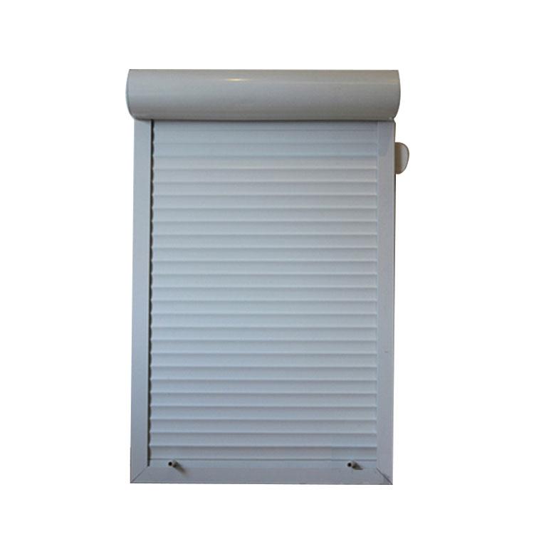 ПВХ/алюминий мотор дистанционное управление роликовый затвор внешнее окно