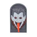 Electronic Frightful Animated Eyes Light Up Sounds Vampire Door Bell Halloween Party Props Hunted Garden Decorations