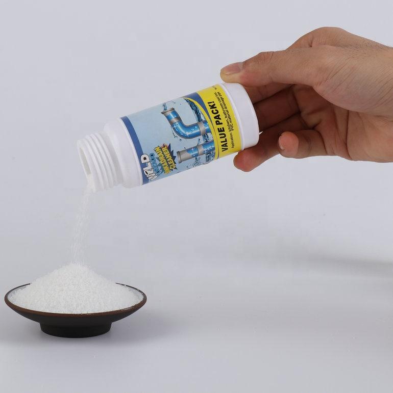 Amazing Pipe Dredging Agent Sink Drain Cleaner Powder For Kitchen Sewer Toilet Brush detergent