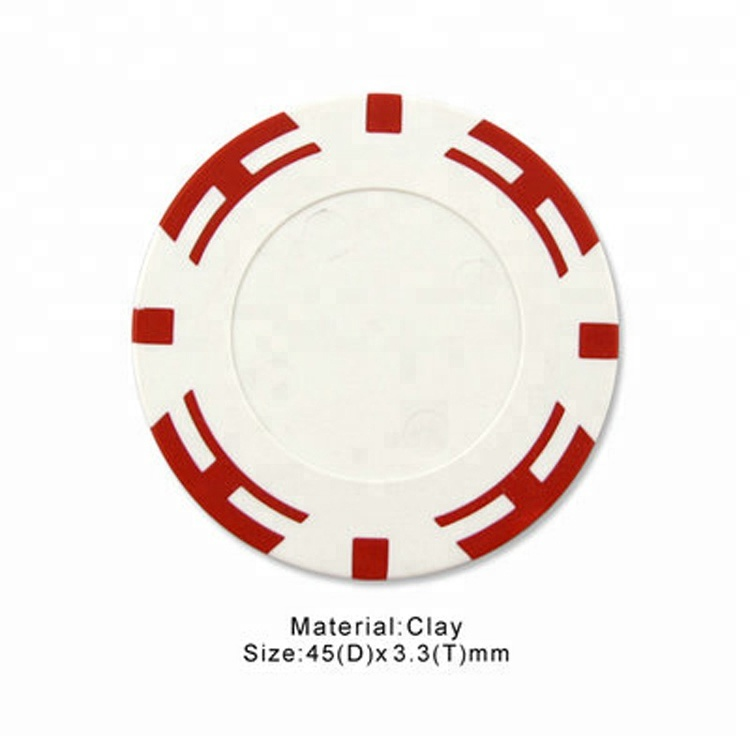 Wholesale Gambling Cheap Custom Clay Poker Chip Set for sale