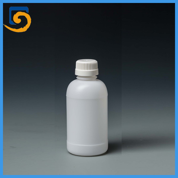 plastic 250ml liquid bottle from China packaging manufacture