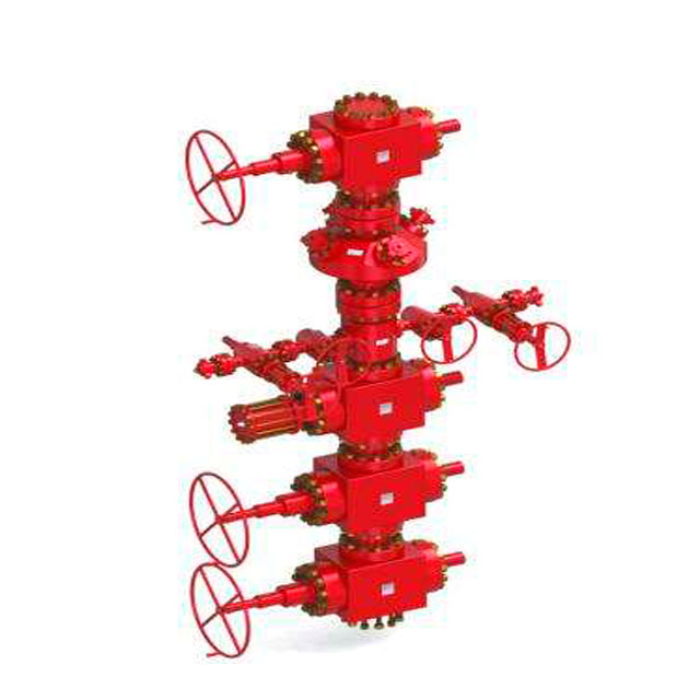 API 6A Surface safety valve/control valve with positioner