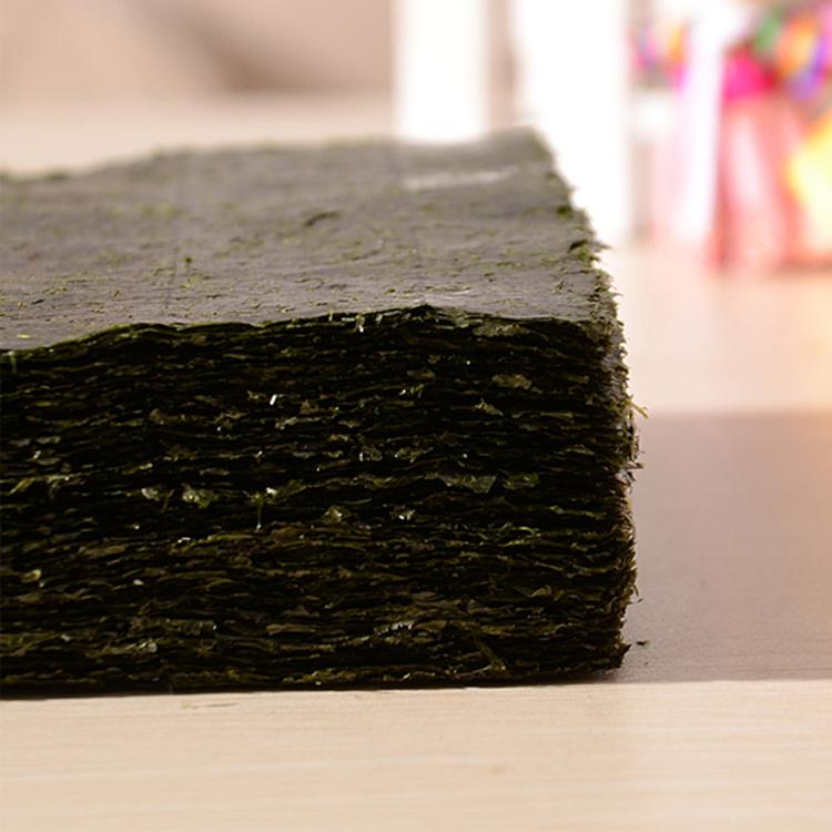 Кошерные жареные водоросли нори для суши, закуска из водорослей яки с оригинальной оберткой, оптовая продажа, хорошая цена