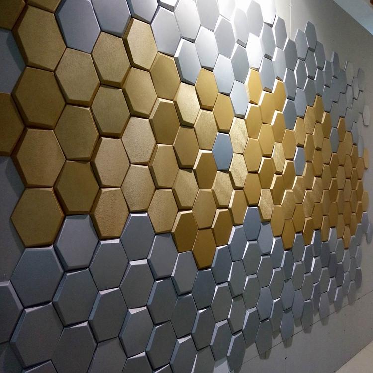 Panel decorativo de cuero para pared, arte 3d, para el hogar, nuevo diseño