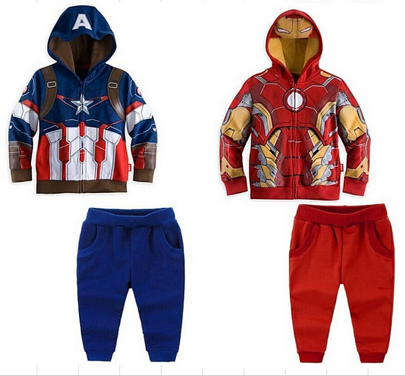 See all results for avengers clothing for kids. Super Hero Adventures Spider-Man Boys 6 pack Athletic Crew Socks (Baby/Toddler) by Marvel. $ $ 12 99 Prime. FREE Shipping on eligible orders. Some sizes/colors are Prime eligible. out of 5 stars