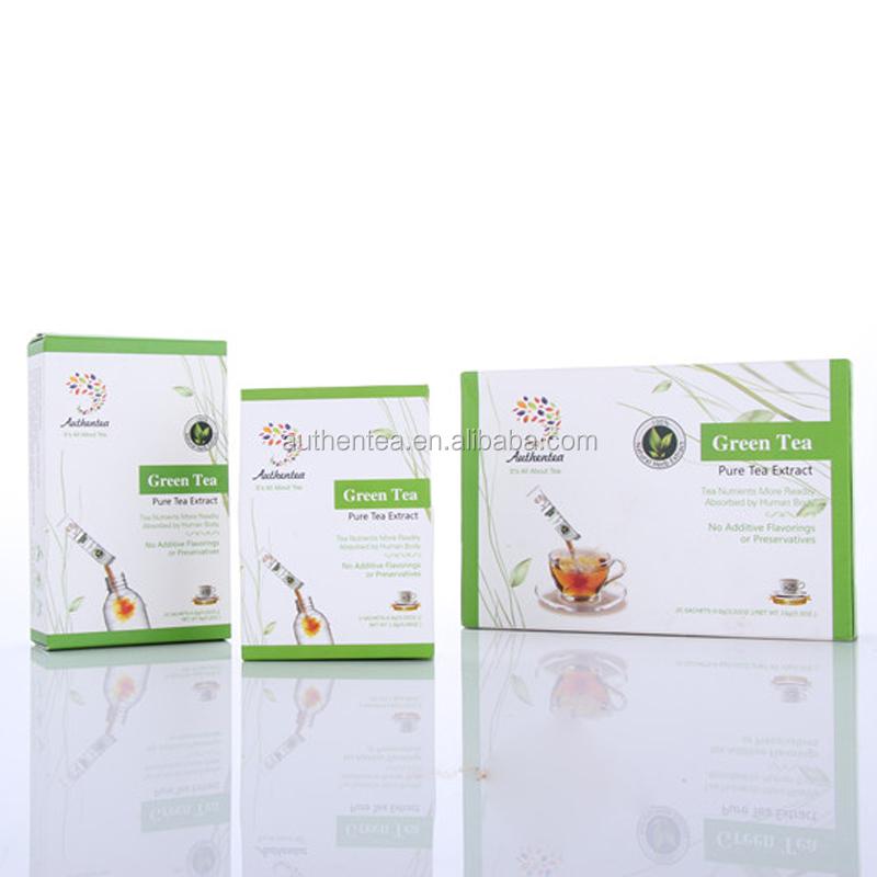 Fast Development Raw Green Tea Leaves Extract Powder Form Instead of Loose Tea Leaf - 4uTea | 4uTea.com