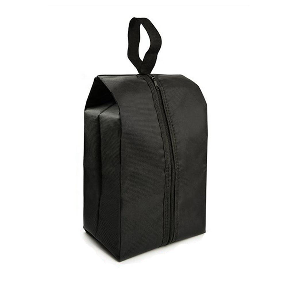 Промоакция, изготовленная на заказ, Нетканая переноска для обуви, дорожный пылесборник с застежкой-молнией