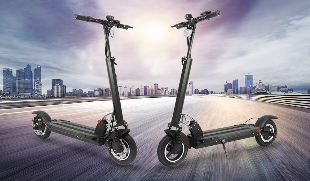 Cool electric scooter 36v 350w folding scooter best electric scooter for adults - electric scooter - 1