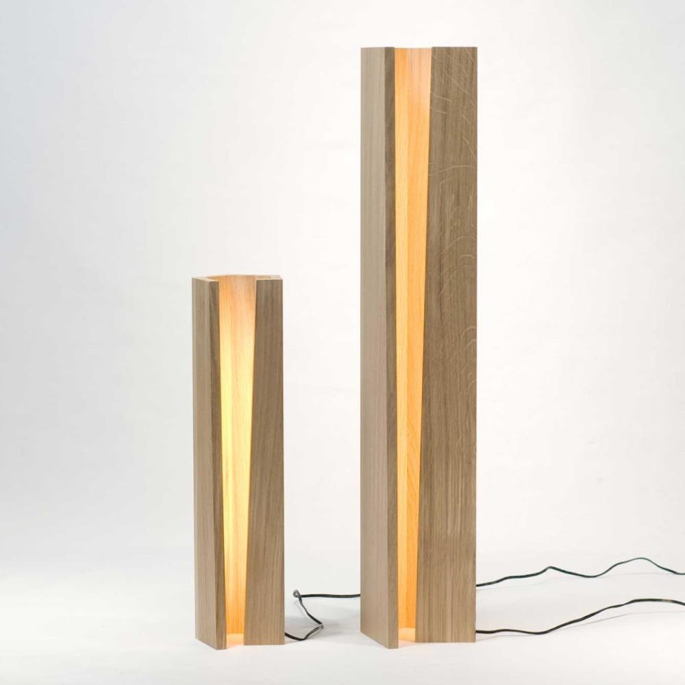 2019 Modern Solid Wood Floor Lamp Room Bedroom Bedside Floor Lamps