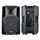 Accuracy Pro Audio CSW15AXQ 15 Inch 180W Professional Active Powered Speaker