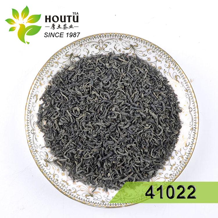 Chinese green tea the vert de chine extra chunmee tea 41022 - 4uTea | 4uTea.com