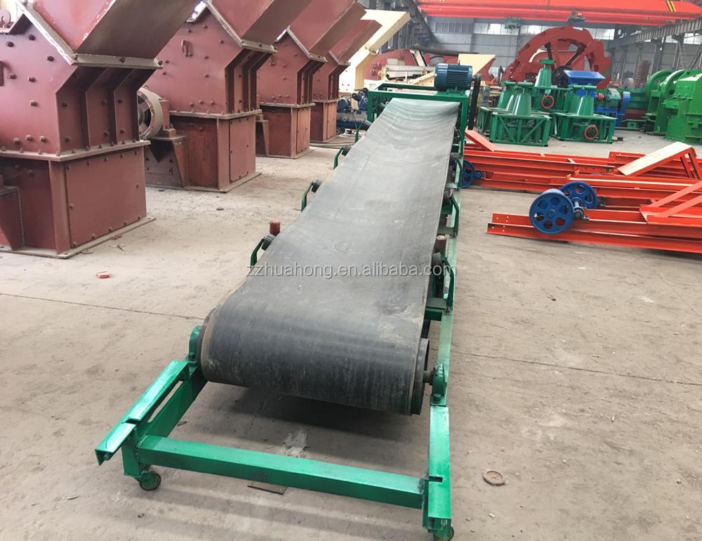 Горный конвейерное оборудование ленточные конвейеры для горнорудной промышленности