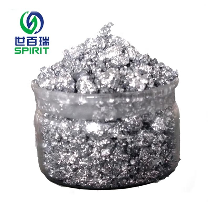 Coil coating corn-flake Aluminium paste
