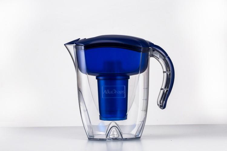 Фильтр кувшина Щелочной минеральной воды
