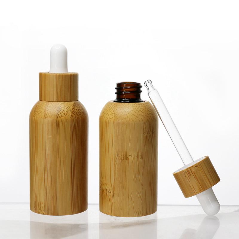 50 мл 30 мл матовая стеклянная бутылка для масла с капельницей
