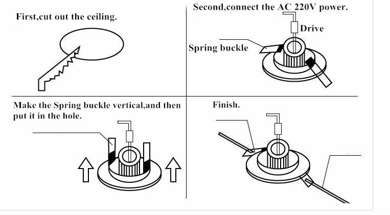 Recessed Light Fixture Trim Rings Mr16 Halogen View