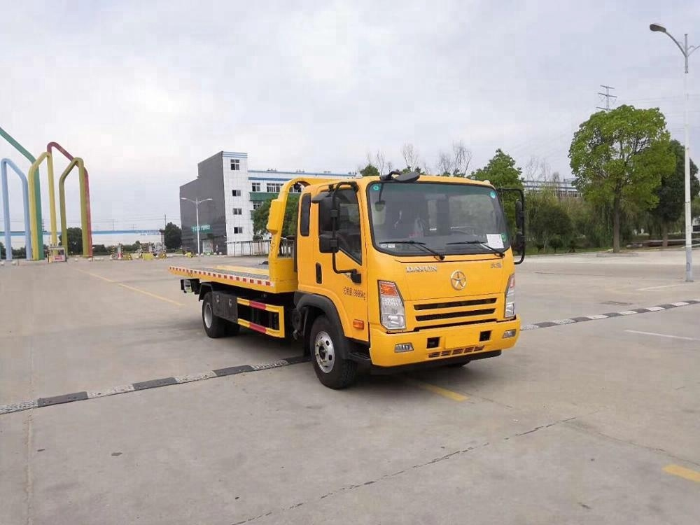 tow truck wrecker towing trucks for sale China tow vehicle