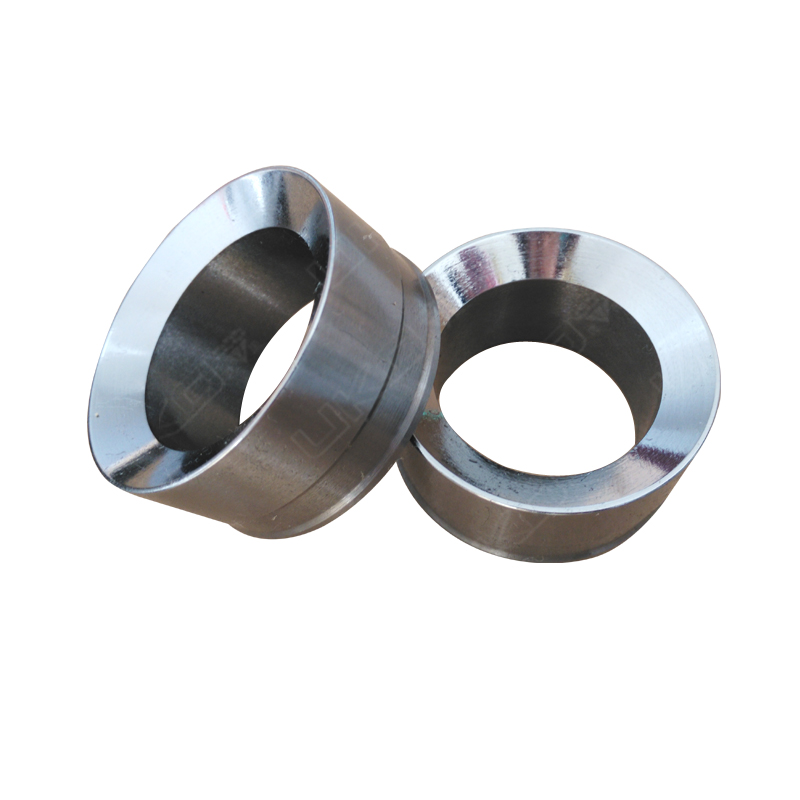 High pressure resistance tungsten carbide sleeve for oil pump protect